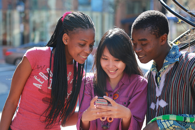 CC by 2.0 - AFS-USA Intercultural Programs